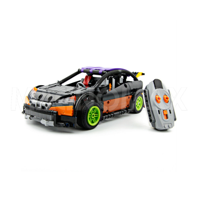 Конструктор Lepin 20053 / ЛЕГО Hatchback Type R создан в ед. экз. (640 дет.)